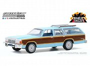 3 Engel für Charlie Diecast Modell 1/64 1979 Ford LTD Country Squire