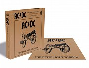 AC/DC Rock Saws Puzzle For Those About To Rock (500 Teile)