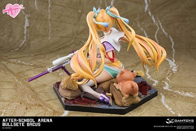 After-School Arena PVC Statue 1/7 Second Shot Bullyese Orcus 12 cm --- BESCHAEDIGTE VERPACKUNG