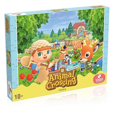 Animal Crossing New Horizons Puzzle Characters (1000 Teile)
