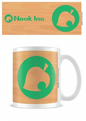 Animal Crossing Tasse Nook Inc.