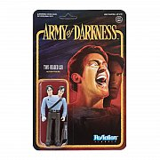 Army of Darkness ReAction Actionfigur Two-Headed Ash 10 cm
