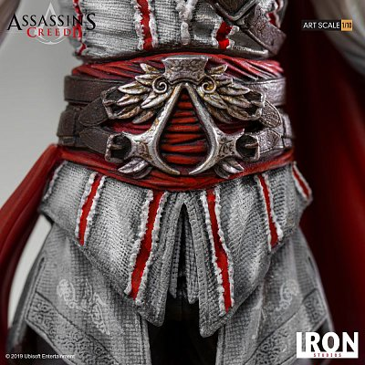Assassin\'s Creed II Art Scale Statue 1/10 Ezio Auditore 21 cm