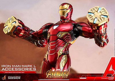 Avengers Infinity War Accessories Collection Series Zubehör-Set für Actionfiguren Iron Man Mark L