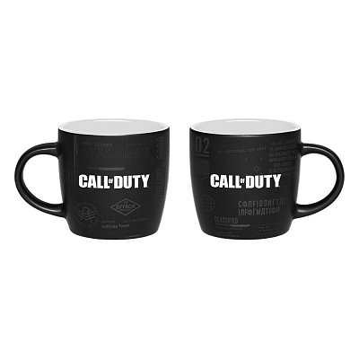 Call of Duty: Black Ops Cold War Tasse Top Secret Documents