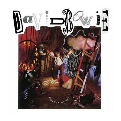 David Bowie Rock Saws Puzzle Never Let Me Down (500 Teile)