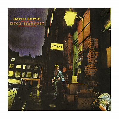 David Bowie Rock Saws Puzzle The Rise And Fall Of Ziggy Stardust (500 Teile)