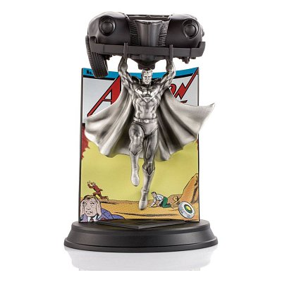 DC Comics Pewter Collectible Statue Superman Action Comics #1 Limited Edition 29 cm