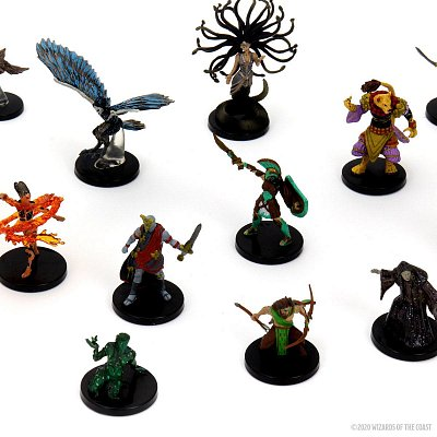 D&D Icons of the Realms: Mythic Odysseys of Theros Booster Brick (8)