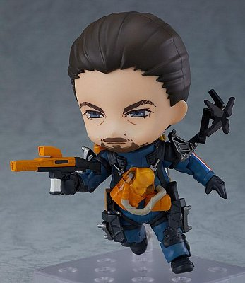 Death Stranding Nendoroid Actionfigur Sam Porter Bridges 10 cm