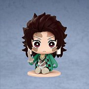 Demon Slayer: Kimetsu no Yaiba Pocket Maquette Mini-Figuren 6er-Pack #02 5 cm