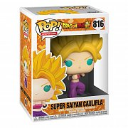 Dragon Ball Super POP! Animation Vinyl Figur Super Saiyan Caulifla 9 cm