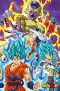 Dragon Ball Super Poster Set God Super 61 x 91 cm (5)