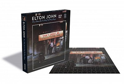 Elton John Puzzle Don\'t Shoot Me I\'m Only the Piano Player