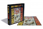Guns n\' Roses Puzzle Appetite for Destruction --- BESCHAEDIGTE VERPACKUNG