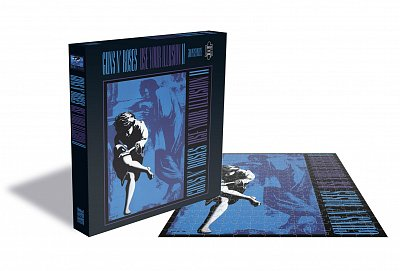Guns n\' Roses Puzzle Use your Illusion 2 --- BESCHAEDIGTE VERPACKUNG