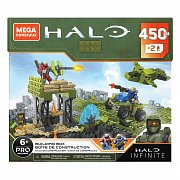 Halo Infinite Mega Construx Pro Builders Bauset Building Box
