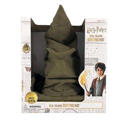 Harry Potter Interaktiver Sprechender Hut New Version 43 cm *Deutsche Version*