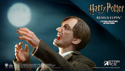 Harry Potter My Favourite Movie Actionfigur 1/6 Remus Lupin Deluxe Ver. 30 cm