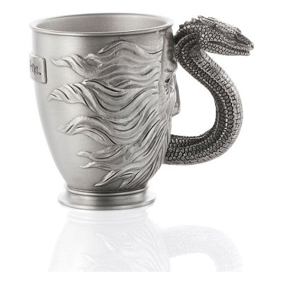 Harry Potter Pewter Collectible Espresso-Tasse Basilisk