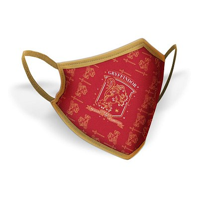 Harry Potter Stoffmasken Gryffindor Crest Display (24)