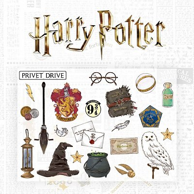 Harry Potter Wand-Sticker Set Characters