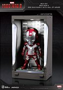 Iron Man 3 Mini Egg Attack Actionfigur Hall of Armor Iron Man Mark V 8 cm