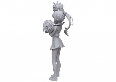 Is the Order a Rabbit? Season 3 PVC Statue Chiya Cheerleader Ver. 18 cm