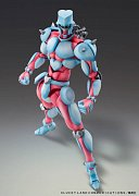 JoJo\'s Bizarre Adventure Super Action Actionfigur Chozokado (Crazy Diamond) 16 cm