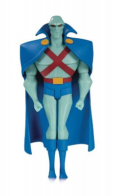 Justice League The Animated Series Actionfigur Martian Manhunter 16 cm --- BESCHAEDIGTE VERPACKUNG
