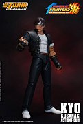 King of Fighters \'98: Ultimate Match Actionfigur 1/12 Kyo Kusanagi 17 cm --- BESCHAEDIGTE VERPACKUNG