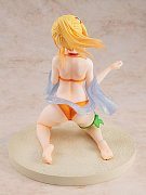 Kono Subarashii Sekai ni Shukufuku wo! Statue 1/7 Darkness: Light Novel Swimsuit Ver. 17 cm