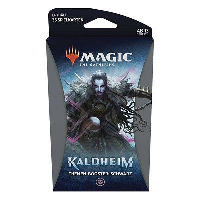Magic the Gathering Kaldheim Themen-Booster Display (12) deutsch