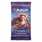 Magic the Gathering Leyendas de Commander Draft-Booster Display (24) spanisch