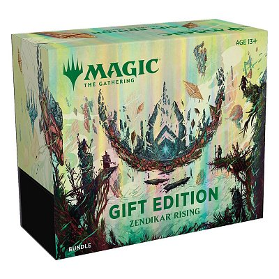 Magic the Gathering Zendikar Rising Bundle Gift Edition englisch