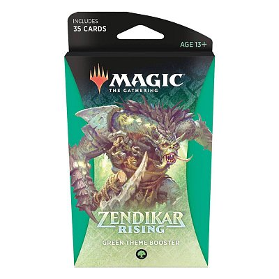 Magic the Gathering Zendikar Rising Themen-Booster Display (12) englisch