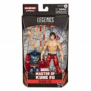 Marvel Legends Series Actionfigur 2020 Chang-Chi (Master of Kung Fu Comics) 15 cm