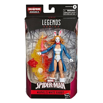 Marvel Legends Series Actionfigur 2020 Marvel\'s White Rabbit (Spider-Man Comics) 15 cm