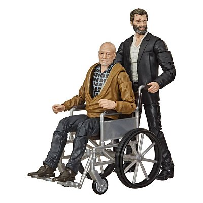 Marvel Legends Series Actionfiguren 2er-Pack 2020 Marvel\'s Logan & Charles Xavier Exclusive 15 cm
