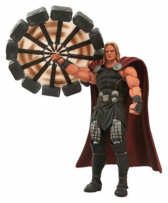 Marvel Select Actionfigur Mighty Thor 20 cm