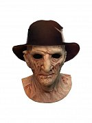 Nightmare II - Die Rache Deluxe Latex-Maske mit Hut Freddy Krueger
