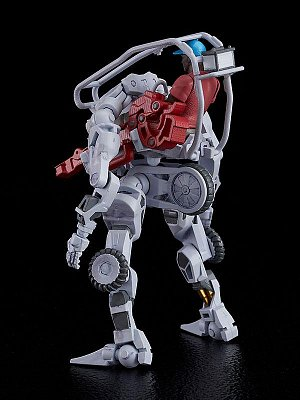 OBSOLETE Moderoid Plastic Model Kits 1/35 Multi-Purpose EXOFRAME (Gray) 9 cm