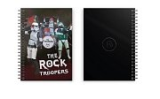 Original Stormtrooper Notizbuch Rock Troopers