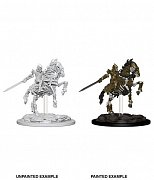 Pathfinder Battles Deep Cuts Miniatur unbemalt Skeleton Knight on Horse Umkarton (6)