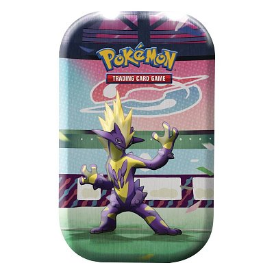 Pokémon Mini Tin Box Galar Power Display (10) *Deutsche Version*