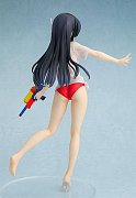 Rascal Does Not Dream of Bunny Girl Senpai Statue 1/7 Mai Sakurajima Water Gun Date Ver. 23 cm