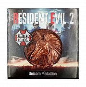 Resident Evil 2 Replik 1/1 Unicorn Medaillon