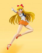 Sailor Moon S.H. Figuarts Actionfigur Sailor Venus Animation Color Edition 14 cm