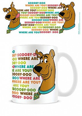 Scooby Doo Tasse Where are you?
