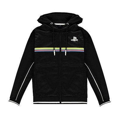 Sony PlayStation Kapuzenjacke Color Stripe